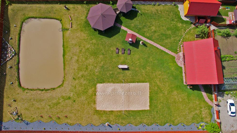 Lauku sēta Lāča sauna 17 km no Viļņas centrā - 3