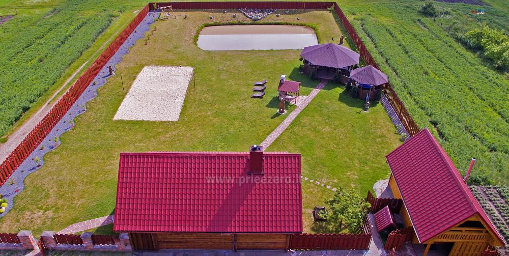 Lauku sēta Lāča sauna 17 km no Viļņas centrā - 2