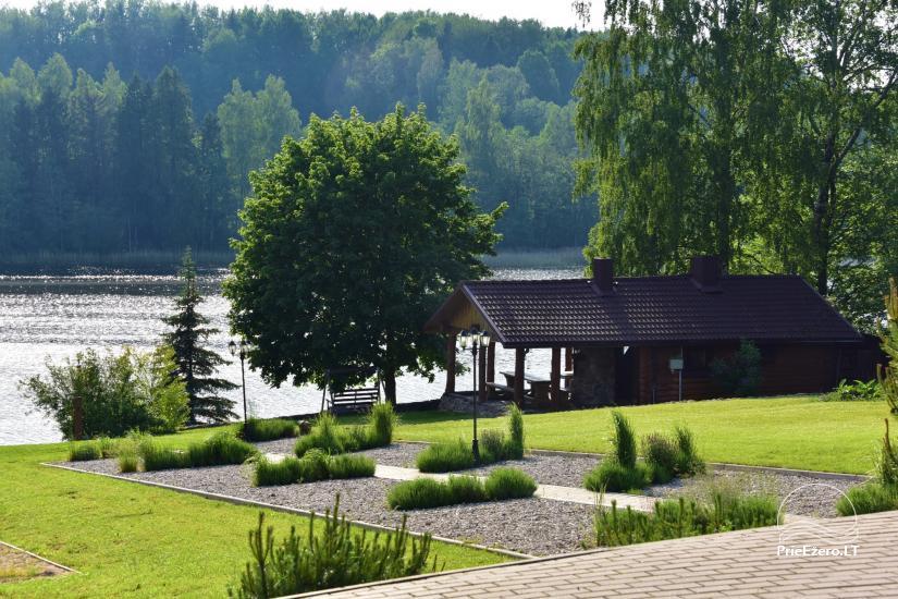 Lauku sēta pie ezera: kajaki, sauna, tenisa korts, laivas - 22