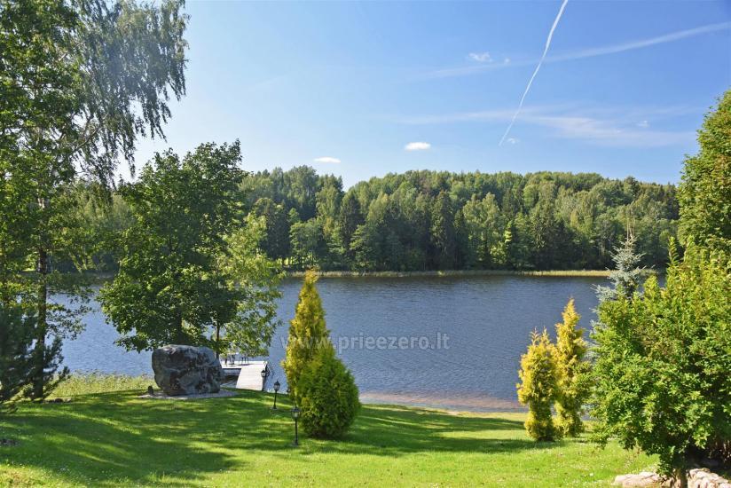 Lauku sēta pie ezera: kajaki, sauna, tenisa korts, laivas - 6