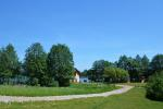 Ilgiu lauku sēta ar 30-vietīgu zāle, pirts - 7