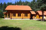 Lauku māja pie ezera Asvejas, Lietuvā - 2