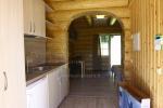Lauku māja pie ezera Asvejas, Lietuvā - 6