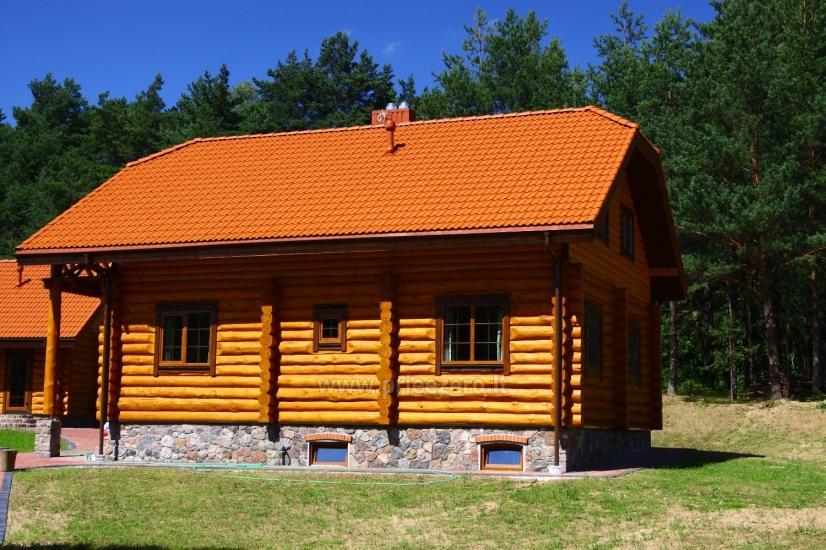 Lauku māja pie ezera Asvejas, Lietuvā - 5