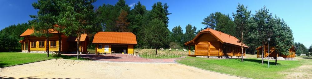 Lauku māja pie ezera Asvejas, Lietuvā - 10