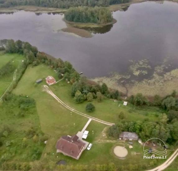 Lauku māja pie ezera Geltonžiedė liepa - 3