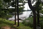 Lauku māja pie ezera Geltonžiedė liepa