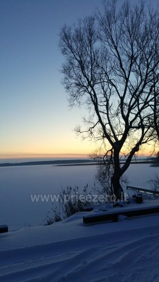 Lauku sēta tuvu Luodis ezerā Lietuvā - 15