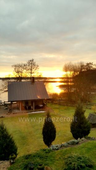 Lauku sēta tuvu Luodis ezerā Lietuvā - 2