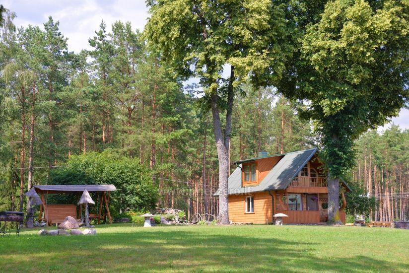 Lauku sēta Vainiūnai in Lazdijai reģionā, Lietuva - 6