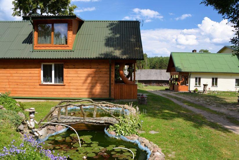 Lauku sēta Vainiūnai in Lazdijai reģionā, Lietuva - 8