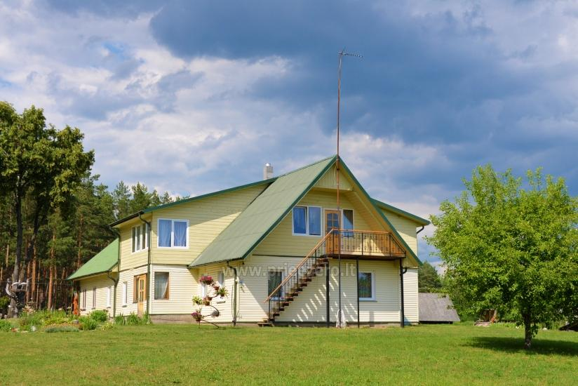 Lauku sēta Vainiūnai in Lazdijai reģionā, Lietuva - 21