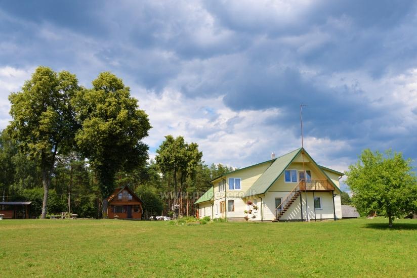 Lauku sēta Vainiūnai in Lazdijai reģionā, Lietuva - 22