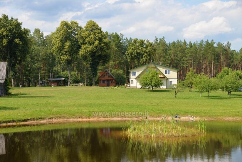 Lauku sēta Vainiūnai in Lazdijai reģionā, Lietuva - 23