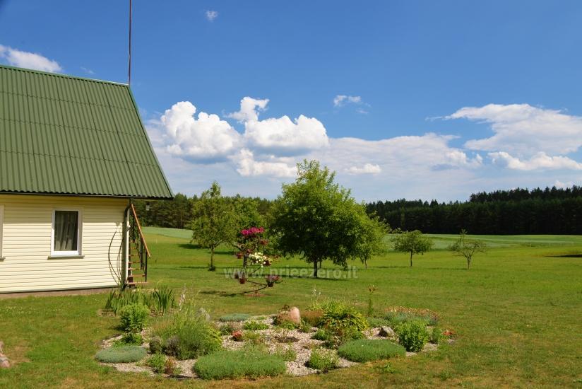 Lauku sēta Vainiūnai in Lazdijai reģionā, Lietuva - 24
