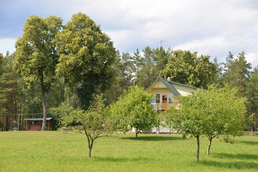 Lauku sēta Vainiūnai in Lazdijai reģionā, Lietuva - 25