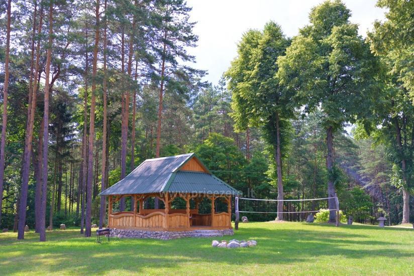 Lauku sēta Vainiūnai in Lazdijai reģionā, Lietuva - 33