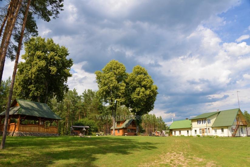 Lauku sēta Vainiūnai in Lazdijai reģionā, Lietuva - 35