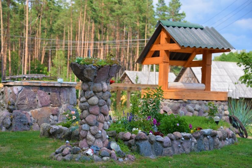 Lauku sēta Vainiūnai in Lazdijai reģionā, Lietuva - 42