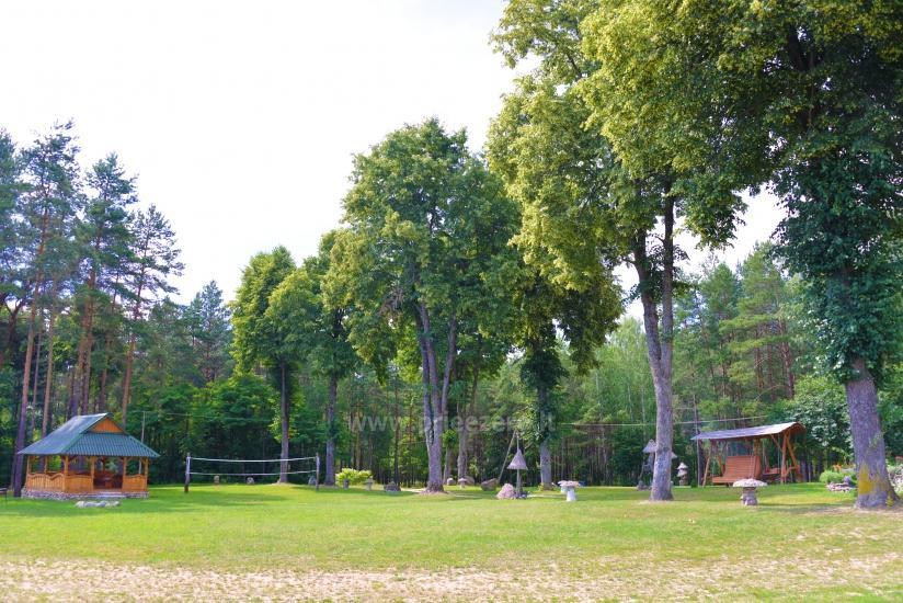 Lauku sēta Vainiūnai in Lazdijai reģionā, Lietuva - 47