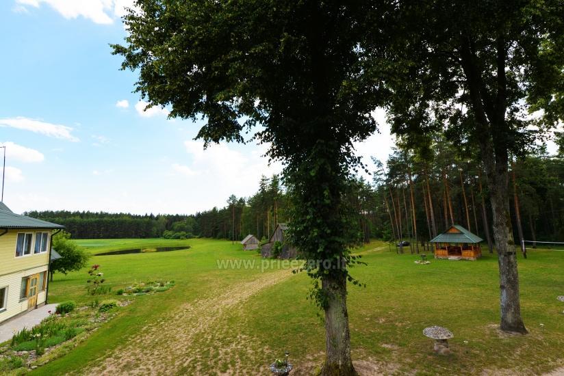 Lauku sēta Vainiūnai in Lazdijai reģionā, Lietuva - 50