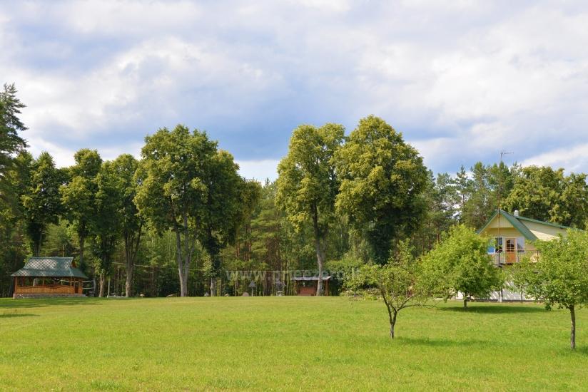 Lauku sēta Vainiūnai in Lazdijai reģionā, Lietuva - 53