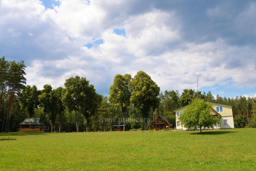 Lauku sēta Vainiūnai in Lazdijai reģionā, Lietuva - 54