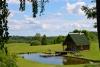 """Lauku sēta """"Bērzu birzs"""" Lietuvā"""