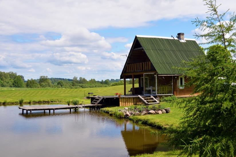 Lauku sēta Bērzu birzs Lietuvā - 2