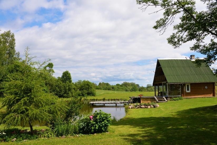 Lauku sēta Bērzu birzs Lietuvā - 5
