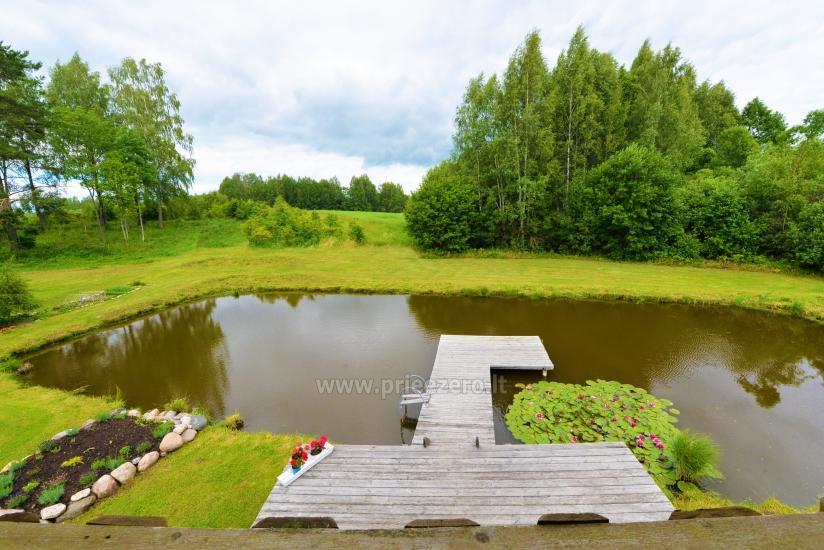 Lauku sēta Bērzu birzs Lietuvā - 18