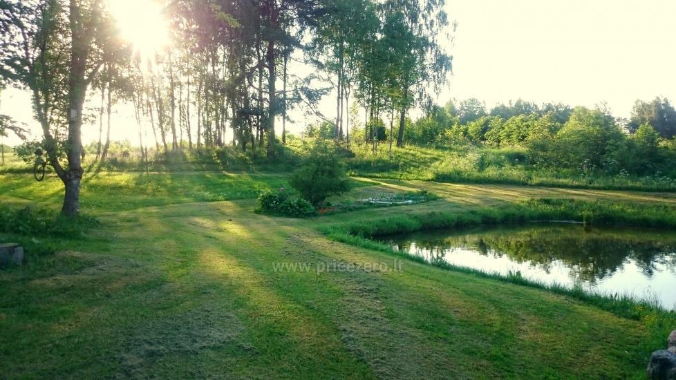 Lauku sēta Bērzu birzs Lietuvā - 21