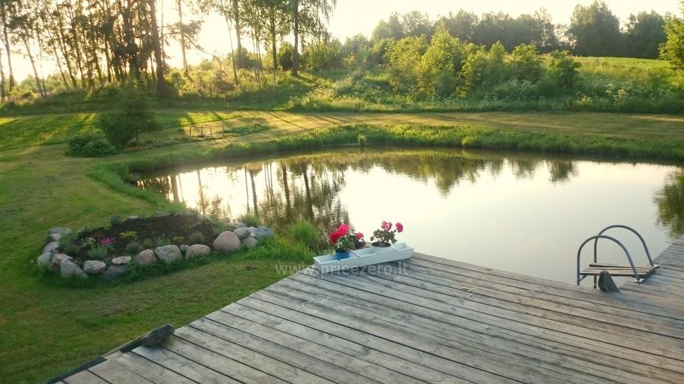Lauku sēta Bērzu birzs Lietuvā - 23