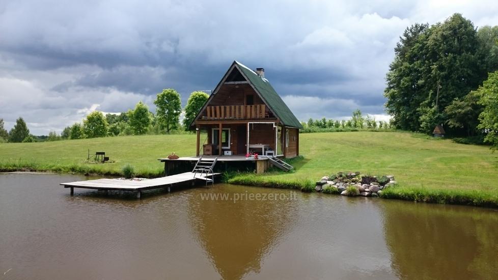 Lauku sēta Bērzu birzs Lietuvā - 4