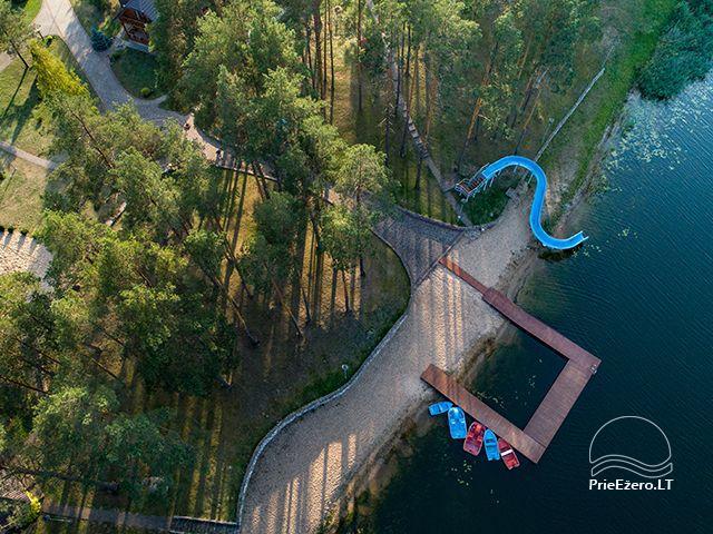 Atpūtas centrs - viesnīca Druskininkai reģionā Nojaus Laivas - 3