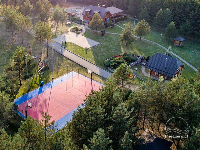 Atpūtas centrs - viesnīca Druskininkai reģionā Nojaus Laivas - 13