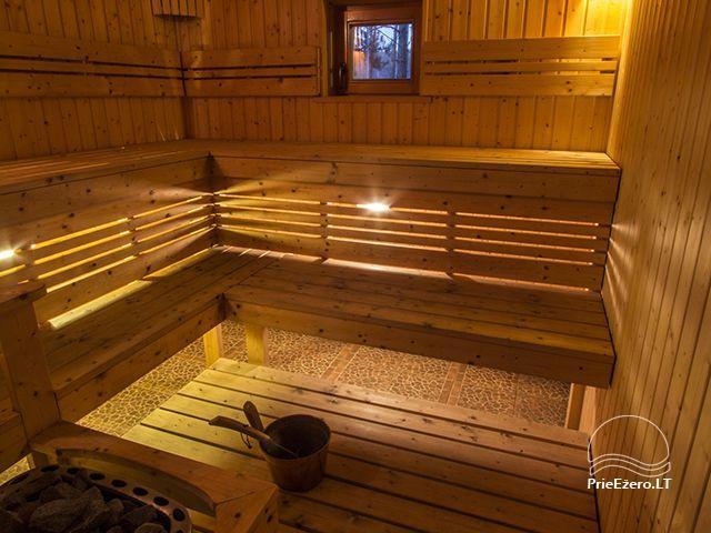 Atpūtas centrs - viesnīca Druskininkai reģionā Nojaus Laivas - 11