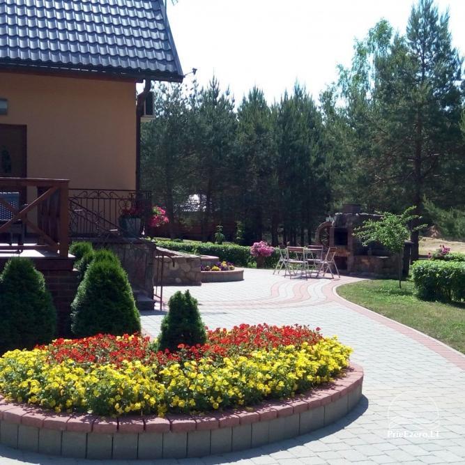 Atpūtas centrs - viesnīca Druskininkai reģionā Nojaus Laivas - 34