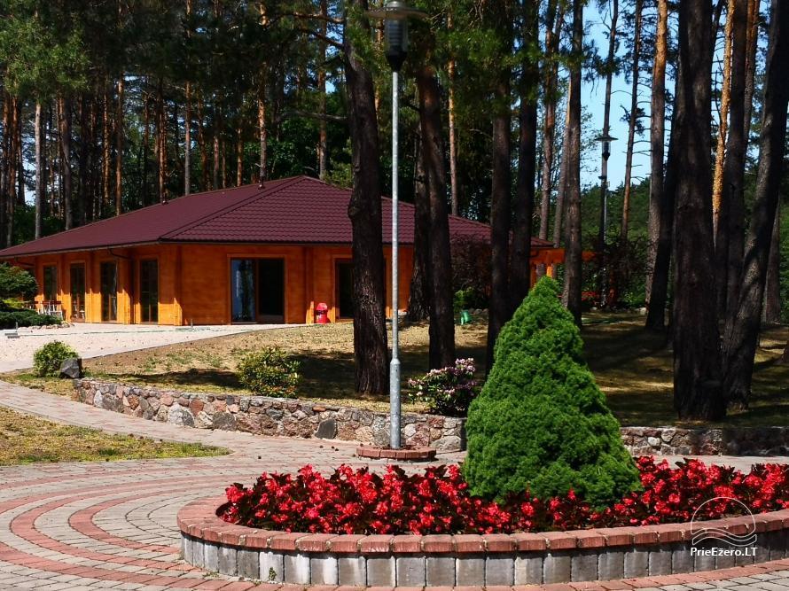 Atpūtas centrs - viesnīca Druskininkai reģionā Nojaus Laivas - 19