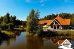 Seta - viesu nams PAMARIO BURĖ pie Kuršu lagūnas ar restorānu, saunu
