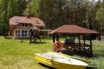 Lauku tūrisms pie ezera Lavysas Keružė