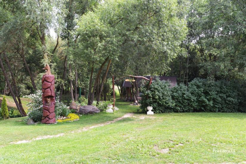 Lauku sēta pie upes Kedainiai reģionā, Lietuvā - 24