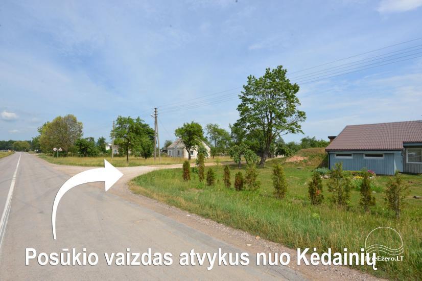 Lauku sēta pie upes Kedainiai reģionā, Lietuvā - 28