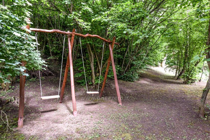 Lauku sēta pie upes Kedainiai reģionā, Lietuvā - 17