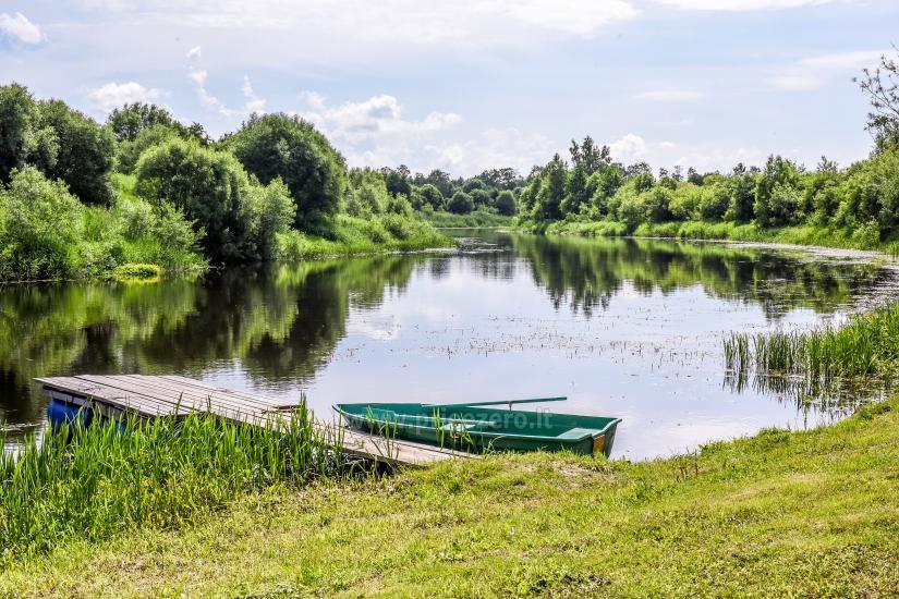 Lauku sēta pie upes Kedainiai reģionā, Lietuvā - 19