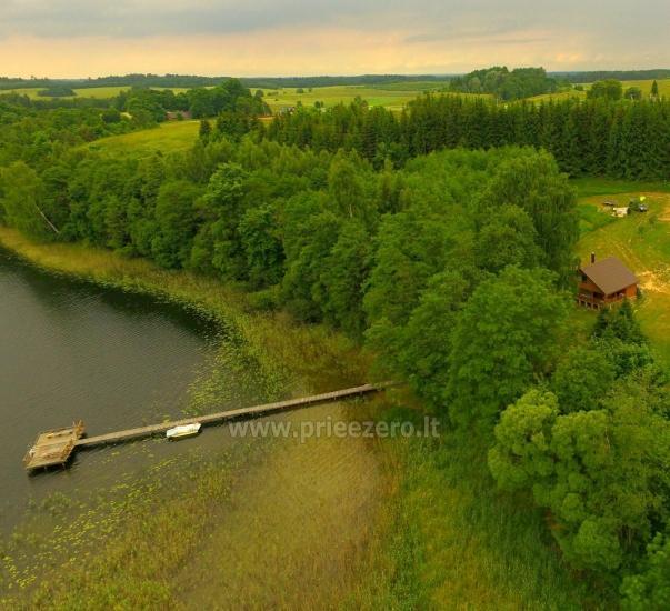 Lauku sēta Little māja netālu no Čičiris ezera - 1