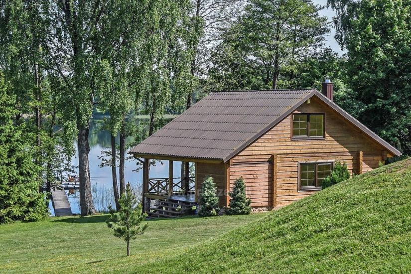 Lauku sēta Little māja netālu no Čičiris ezera - 3