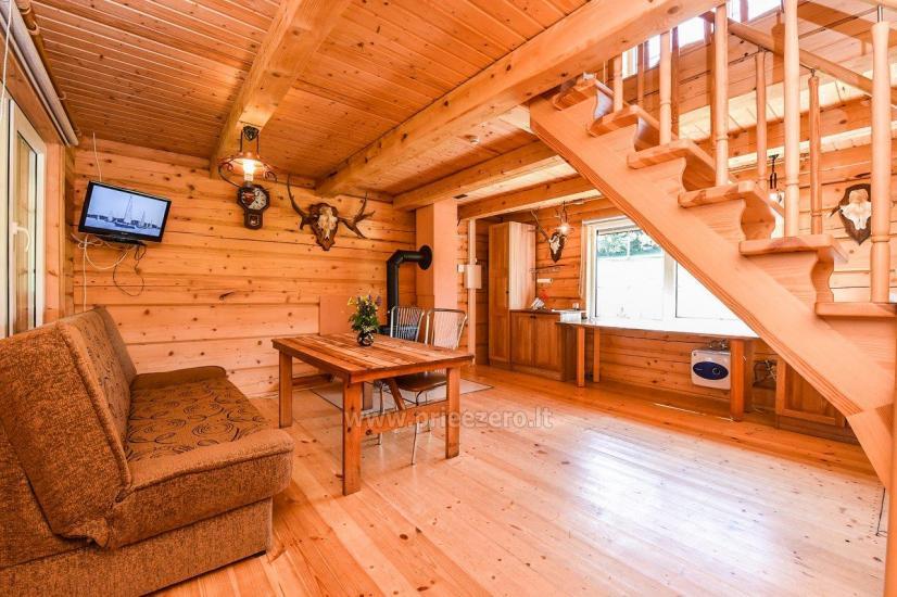Lauku sēta Little māja netālu no Čičiris ezera - 11