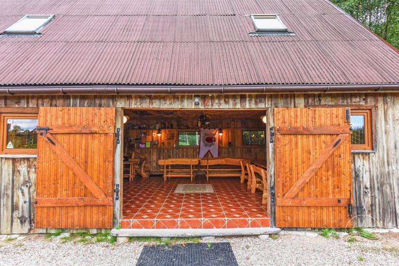Misgiriai kempings Klaipēdas reģionā, Lietuvā - 8