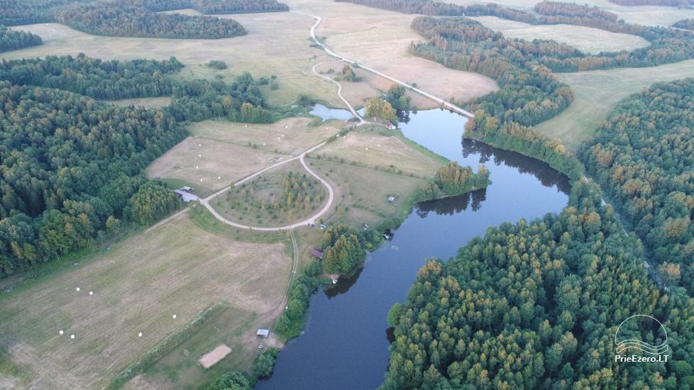 Misgiriai kempings Klaipēdas reģionā, Lietuvā - 2